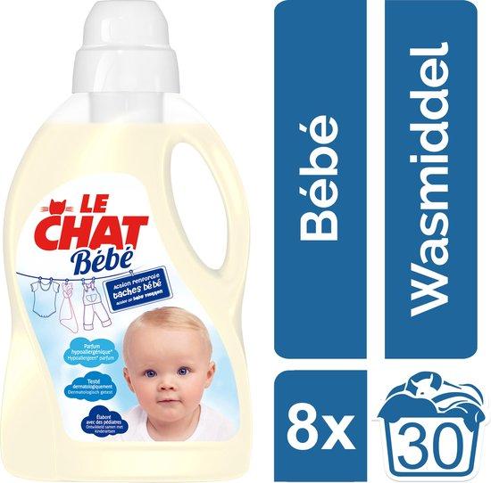 Le Chat Bébé Gel - Vloeibaar Wasmiddel - Baby - 240 wasbeurten