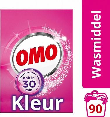 Omo Waspoeder Color 90 Wasbeurten