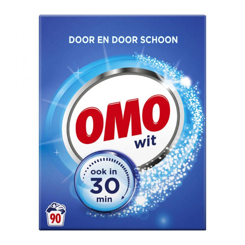 Omo Waspoeder Wit - 90 Wasbeurten